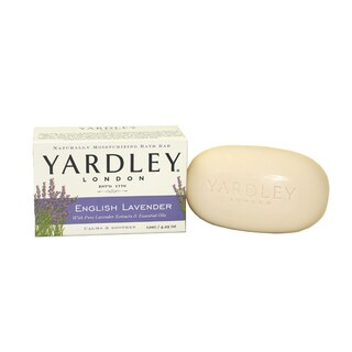 Yardley of London English Lavender 4.25-ounce Soap