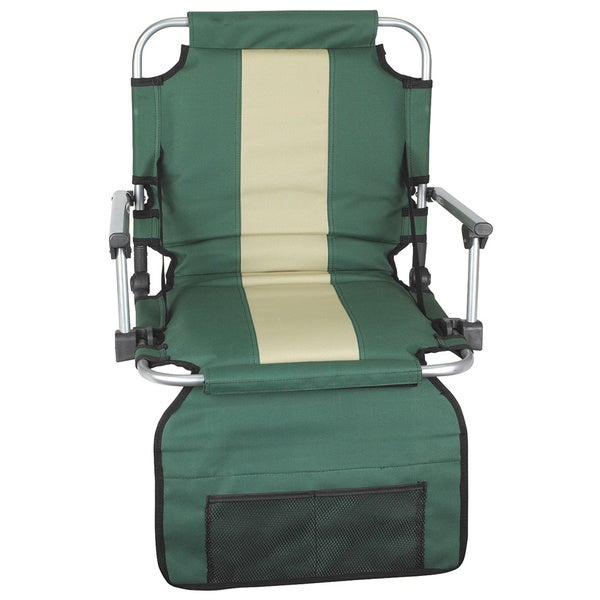 Shop Stansport Folding Stadium Seat Free Shipping Today
