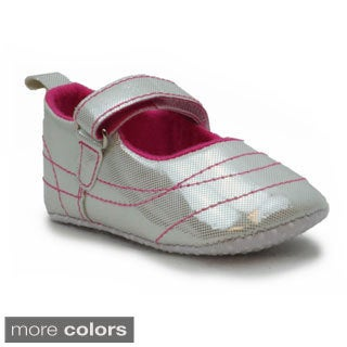 Blue Girls' 'P-Jane' Canvas Shoes (More options available)
