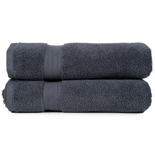 Porch & Den Paseo Zero Twist Super Absorbent Bath Towel (Set of 2)
