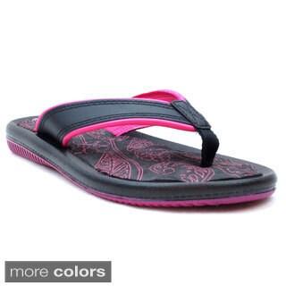 Blue Women's Molly Flip Flops