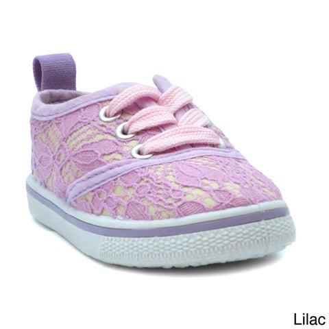 Blue Children's K-Riley Lace Sneakers