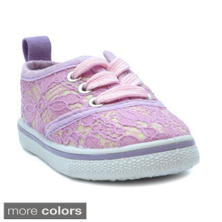 Blue Children's K-Riley Lace Sneakers