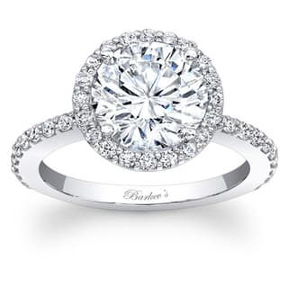 Barkev's Designer 14k White Gold 1.50ct TDW Diamond Halo Ring|https://ak1.ostkcdn.com/images/products/8950300/Barkevs-Designer-14k-White-Gold-1.50ct-TDW-Diamond-Halo-Ring-F-G-SI1-SI2-P16162003.jpg?impolicy=medium