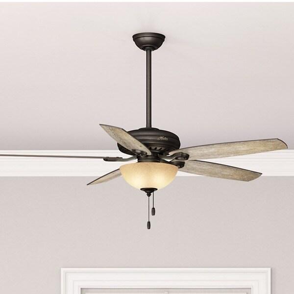 Shop hunter fan 60 inch valerian ceiling fan on sale free hunter fan 60 inch valerian ceiling fan mozeypictures Image collections