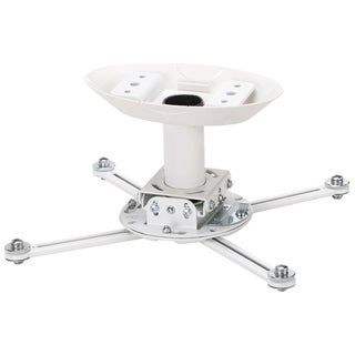 "Telehook Projector ceiling mount kit with 3"" pole and ceiling plate"
