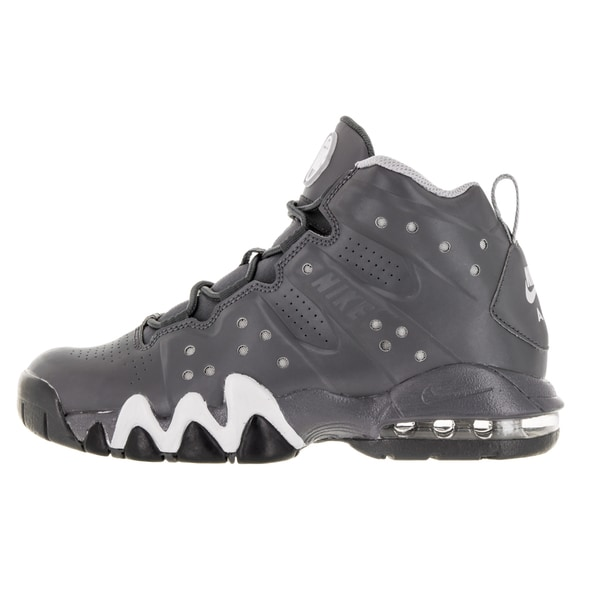 Nike Boy (Youth) \u0027Air Max Barkley (GS)\u0027 Synthetic Athletic Shoe - Free  Shipping Today - Overstock.com - 16162234