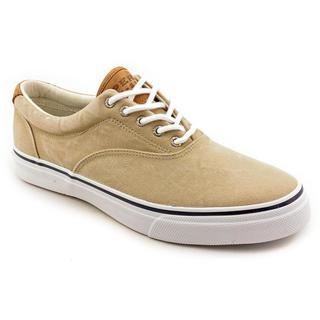 Sperry Top Sider Men's 'Striper CVO Salt-Washed Twill' Canvas Casual Shoes