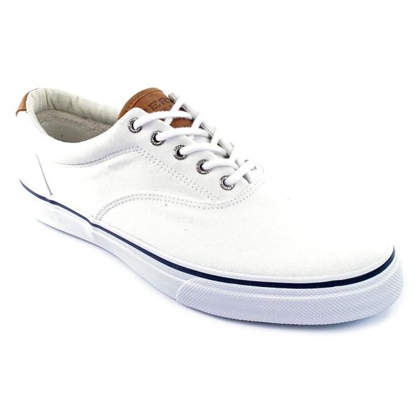 79a317e49ca2 Shop Sperry Top Sider Men s  Striper CVO Salt-Washed Twill  Canvas ...