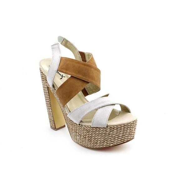 Luichiny Women's 'Lets Ride' Man-Made Sandals