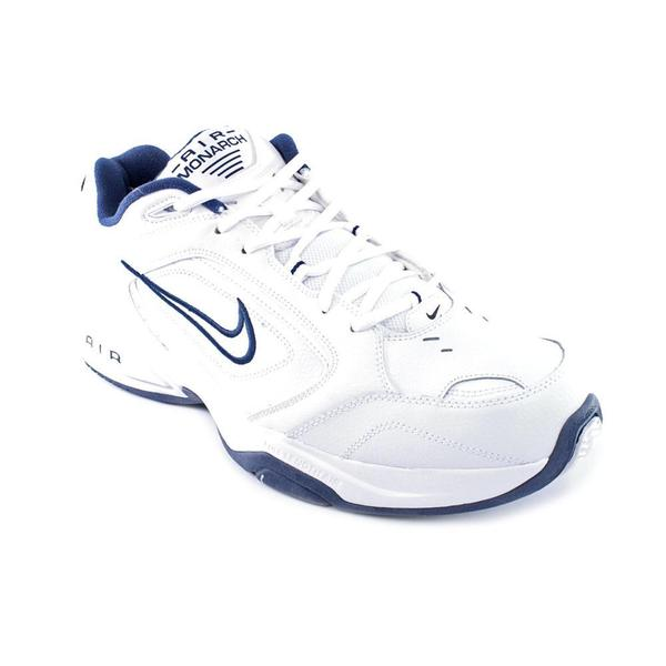 nike s air monarch iii leather athletic shoe free