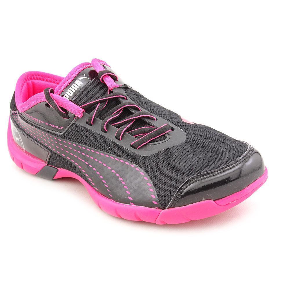 Lengua macarrónica No hagas considerado  Shop Puma Women's 'Future Cat Super LT' Basic Textile Athletic Shoe -  Overstock - 8953187