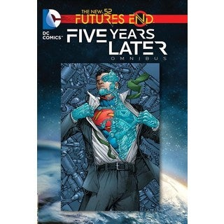 DC Comics, The New 52: Futures End: Five Years Later Omnibus (Hardcover)