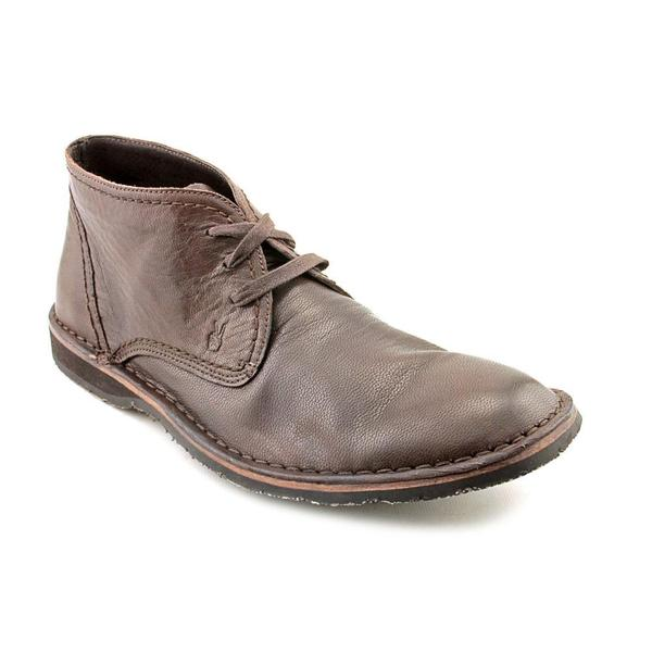 15bac65e3ce5 Shop John Varvatos Men s  Hipster Chukka  Leather Boots (Size 9 ...