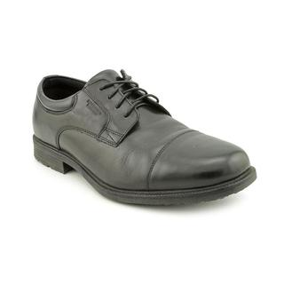 Rockport Men's 'Essential' Leather Dress Shoes - Wide (Size 10.5 )