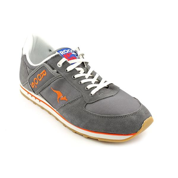 Revival' Leather Athletic Shoe (Size