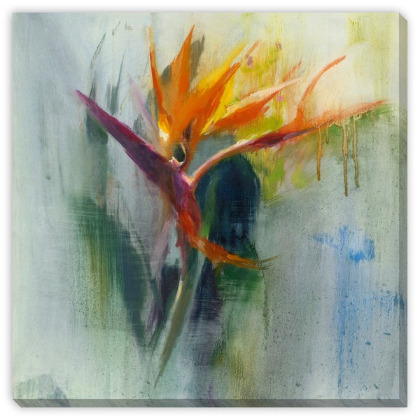 Gallery Direct Bird of Paradise I Canvas Gallery Wrap