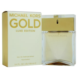 Michael Kors 'Gold Luxe Edition' Women's 3.4-ounce Eau de Parfum Spray