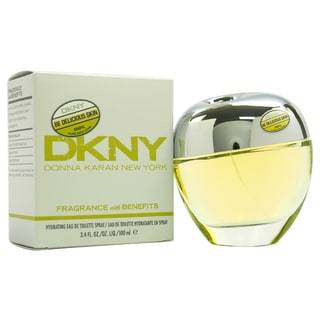 DKNY Be Delicious Skin Women's 3.4-ounce Hydrating Eau de Toilette Spray
