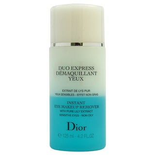 Dior Instant 4.2-ounce Eye Makeup Remover