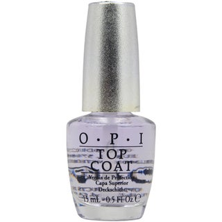 OPI DS Top Coat Nail Lacquer