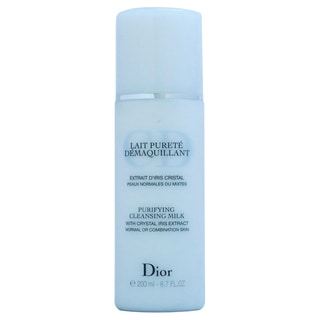 Dior Purifying 6.7-ounce Cleansing Milk for Normal/Combination Skin (Tester)