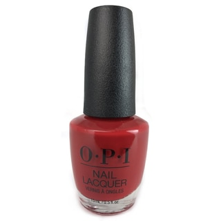 Link to OPI Big Apple Red Nail Lacquer Similar Items in Nail Care