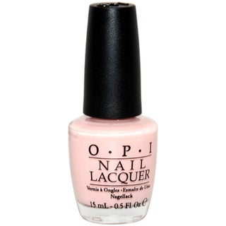 OPI Privacy Please Nail Lacquer