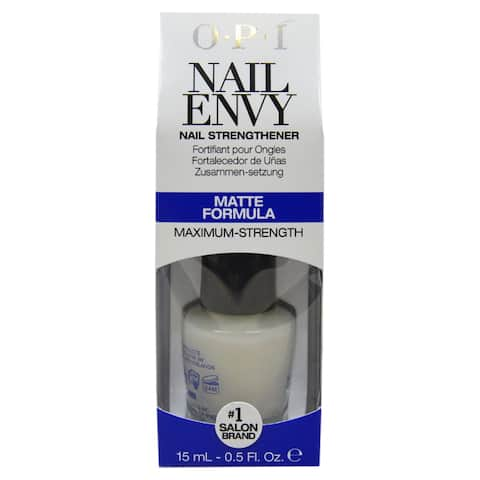 OPI Nail Envy Nail Strengthener Matte Formula Nail Lacquer