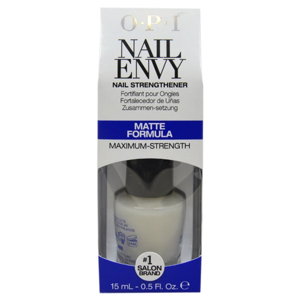Shop OPI Nail Envy Nail Strengthener Matte Formula Nail Lacquer ...