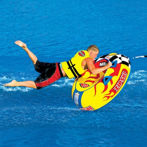 Zip Ski Towable Single Rider Water Tube