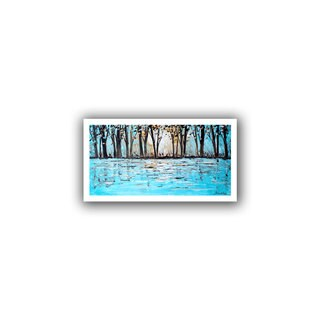 ArtWall Jolina Anthony 'Wonderland' Unwrapped Canvas