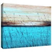 ArtWall Jolina Anthony 'Winterdaze' Gallery-Wrapped Canvas