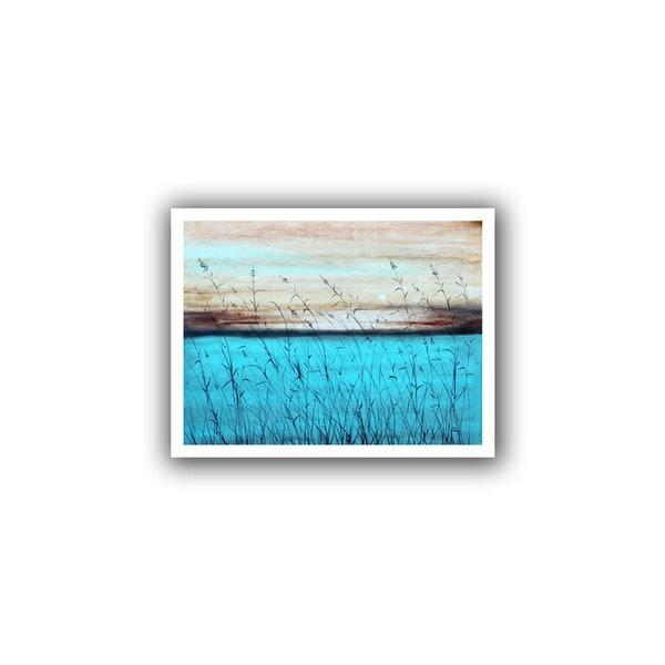 ArtWall Jolina Anthony 'Winterdaze' Unwrapped Canvas
