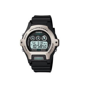 Casio LW202H Digital Display Quartz Black Watch