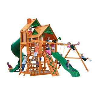 Gorilla Playsets Great Skye I AP Cedar Swing Set