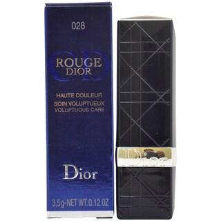 Christian Dior Rouge Dior Voluptuous Care # 028 Mazette Lipcolor