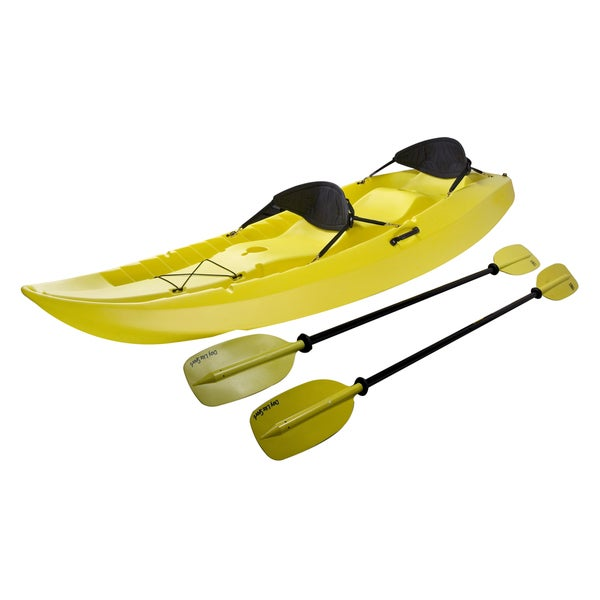 Lifetime Manta Yellow Kayak