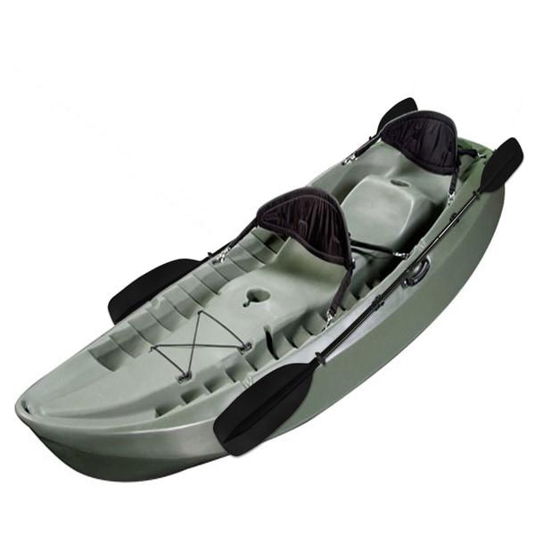 Lifetime Olive Green Sport Fisher Kayak