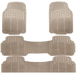 Oxgord's 'Ridged' Rugged 4-piece PVC Rubber Floor Mat Set|https://ak1.ostkcdn.com/images/products/8960178/P16170730.jpg?impolicy=medium
