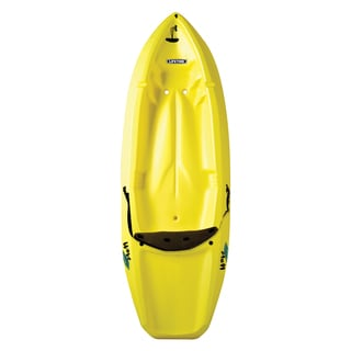 Lifetime Wave Yellow Kayak