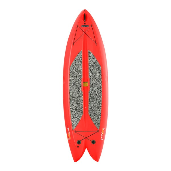 Lifetime Freestyle XL Red Stand Up Paddle Board (SUP)