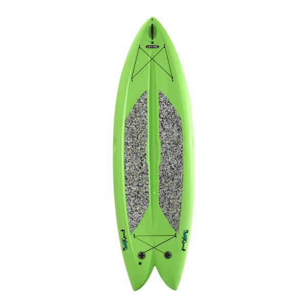 Lifetime Freestyle XL Lime Green Stand-up Paddleboard (SUP)