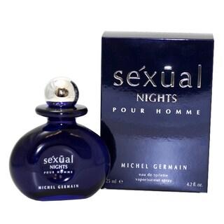 Michel Germain Sexual Nights Men's 4.2-ounce Eau de Toilette Spray