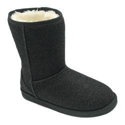 Women's Dawgs 9in Majestic Sparkle Boots Black