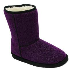 Women's Dawgs 9in Majestic Sparkle Boots Purple