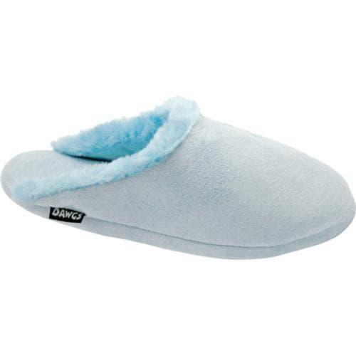 a6fbc58f7ef Shop Women s Dawgs Foam Slide Scuff Baby Blue - Free Shipping On Orders Over   45 - Overstock - 8960424