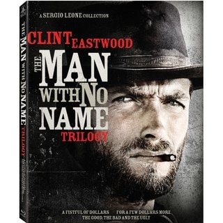 The Man With No Name Trilogy (Blu-ray Disc)