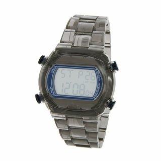 Adidas 'Candy' Transparent Grey Digital Watch