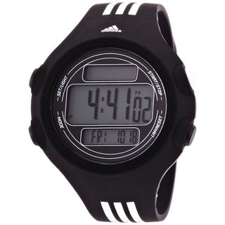 Adidas Men's Questra Black Digital Watch